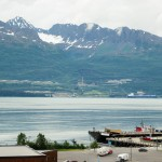 Alaska Oil Terminal