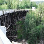 Original Wooden Bridge