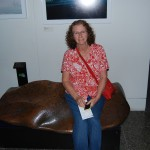 Gail On Large Copper Nugget Found In Alaska