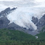 Glacier Seeking Its Path
