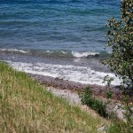 Waves on Lake McDonald