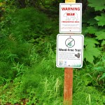 Clean Your Shoes Before Entering The Trail, And Watch For Bear!