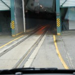 Entrance To The One-Lane Tunnel